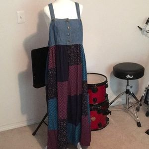 Carole Little Boho Maxi Dress